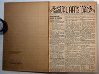 1942 Manual Arts High School Bound Daily Newspaper Newsletter Feb. to June