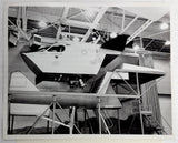 Vintage USAF Rockwell B-1 Bomber Press Release Photograph B-1 Flying Lifeboat
