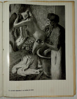 1937 Limited Edition Catalog Durand-Ruel Galleries Exhibition of DEGAS Paintings