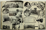 1963 Ist INFANTRY DIVISION Fort Riley Kansas YEARBOOK Big Red One Strategic ARMY