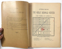 1886 1887 Chicago HOMEOPATHIC MEDICAL COLLEGE 11th Annual Announcement Catalog