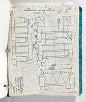 1966 SANTA FE MARINER 1 Semi-Submersible Drilling Vessel Design Data Calculation