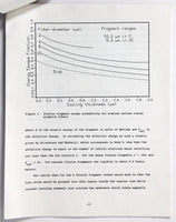 Rare 1989 Pre-Print Conference Paper FISSION FRAGMENT ROCKETS A New Frontier
