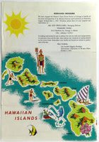 1962 Interational Association Of WOMEN POLICE Seminar Conference Honolulu Hawaii