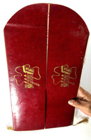 1960's Original Vintage LARGE Menu MCGUIRE'S SUPPER CLUB St. Paul Minnesota