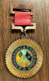 Old Japanese Taiwan War Medal