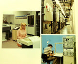 Vintage Company Profile Space & Secure Communication Systems Rockwell Collins