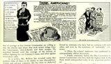 1964 Facts Behind The SMEARING Of ANTI-COMMUNIST AMERICANS John Cross Cartoons