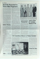 February 14 1977 ROCKWELL INTERNATIONAL NEWS B-1 Division Employee Newsletter