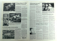 Sep. 26 1977 ROCKWELL NEWS Los Angeles Div. Employee Newsletter B-1 Shuttle