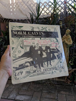 Rare LP Sealed & Signed Norm Calvin & The Truth Seekers Let No Man Deceive You