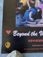 1994 Poster Jello Biafra Spoken Word Album 4 Beyond Valley Of The Gift Police