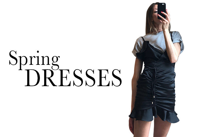 Super pretty dresses you'll want to wear this Spring/Summer