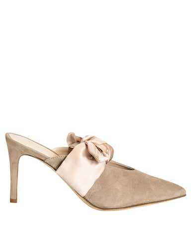 Gia Couture - bow mules