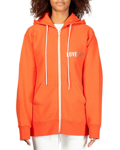 Golden Goose - Orange hoodie