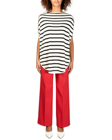 MM6 maison margiela - striped top
