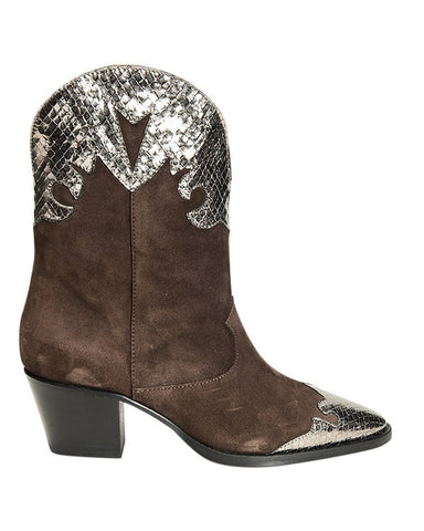 Paris texas - Embellished cowboy boots