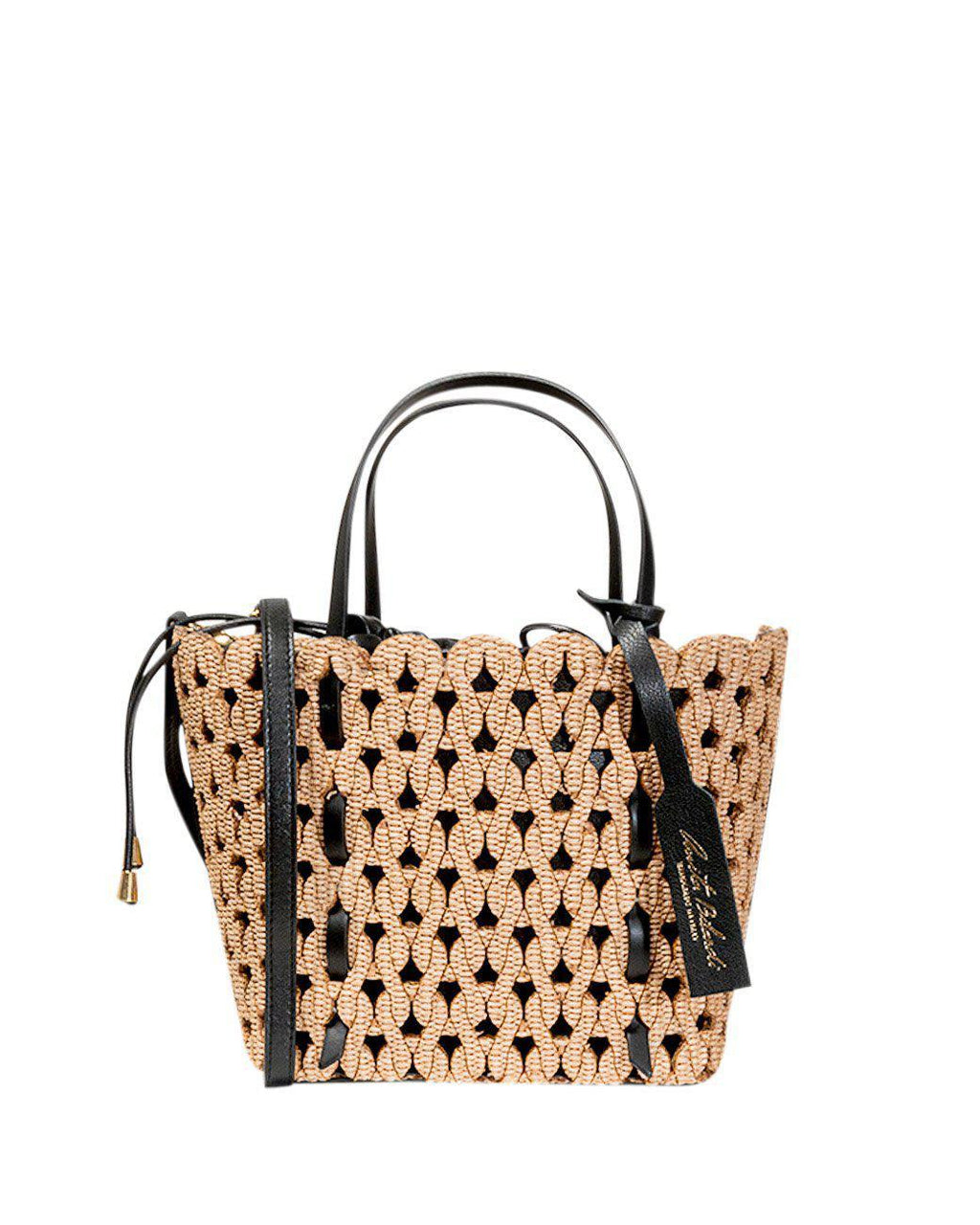 CUT-OUT SHOPPING BAG