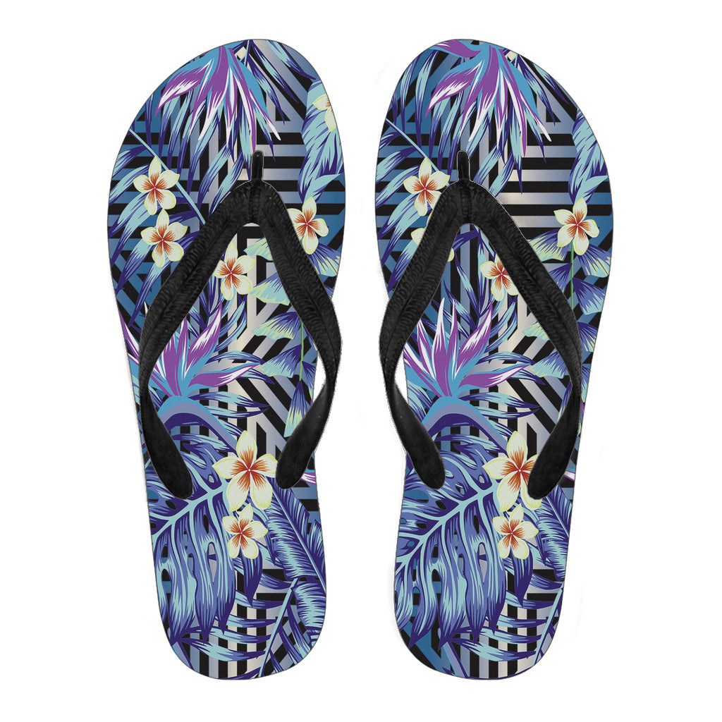 Summer Jungle Love Men's Flip Flops - Fashion Factorys