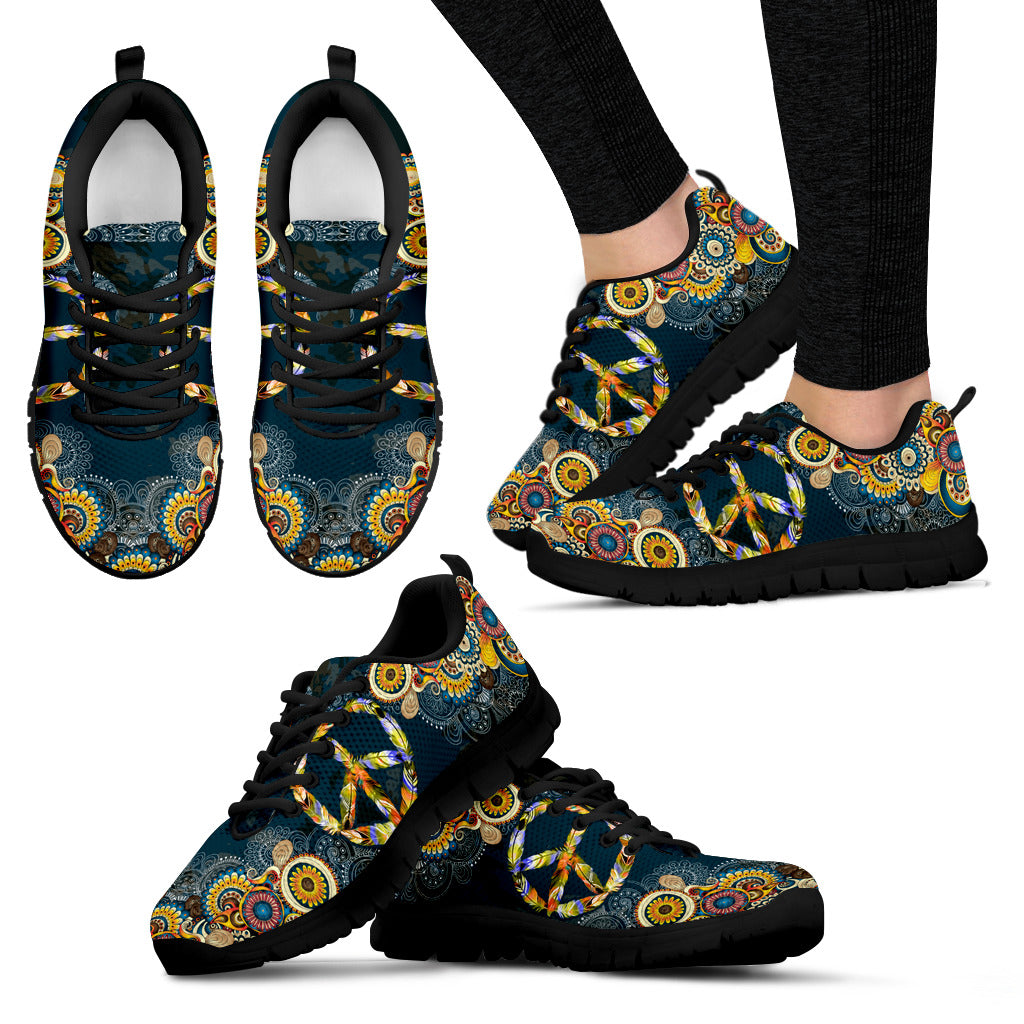 Peace Sneakers - Fashion Factorys