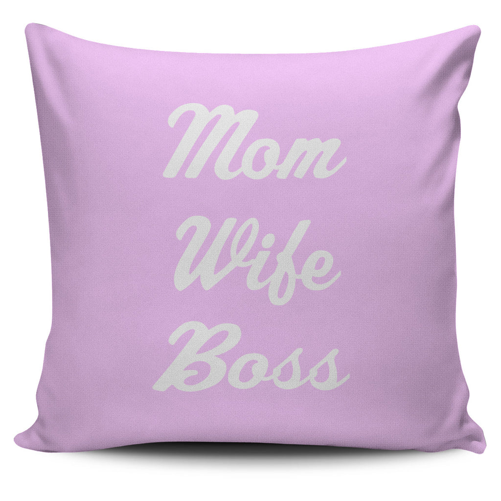 NP Mom Wife Bos Pillowcase - Fashion Factorys