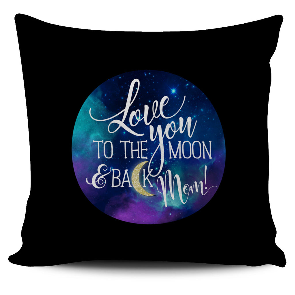 NP Love You To The Moon Pillowcase - Fashion Factorys