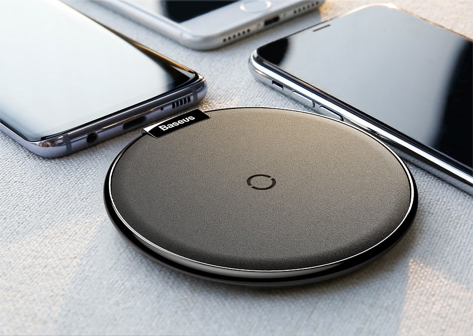 Leather Wireless Charger - Fashion Factorys