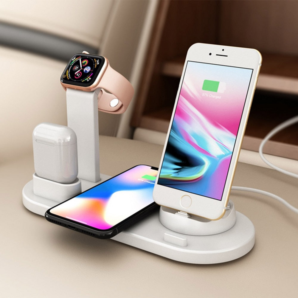 Wireless Charger Phone case Holder Stand - Fashion Factorys