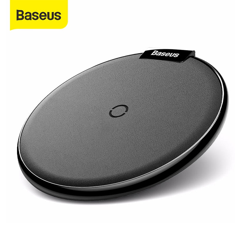 Leather Wireless Charger