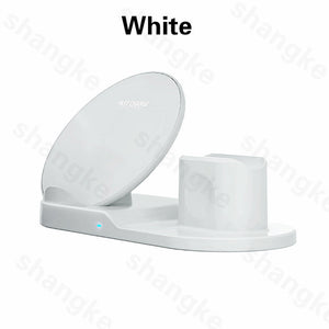 Wireless Charger Stand for iPhone AirPods Apple Watch