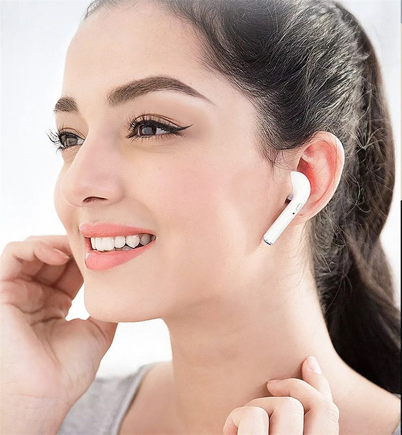 Wireless  Mega Bass stereo Earbuds