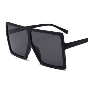 Oversized Shades Woman Sunglasses