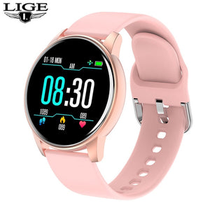 Unisex silicone band Smart Watch