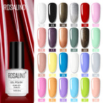 Gel Manicure Primer Top Coat Glitter Nail Polish