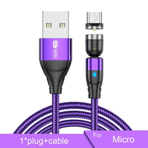 Magnetic USB Type C Cable