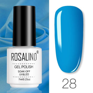 UV LED Gel Nail Art Gel Nail Polish