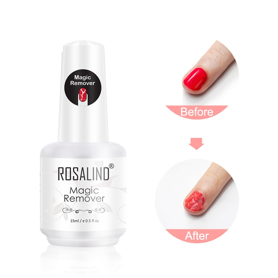 Nail Gel Polish Magic Remover