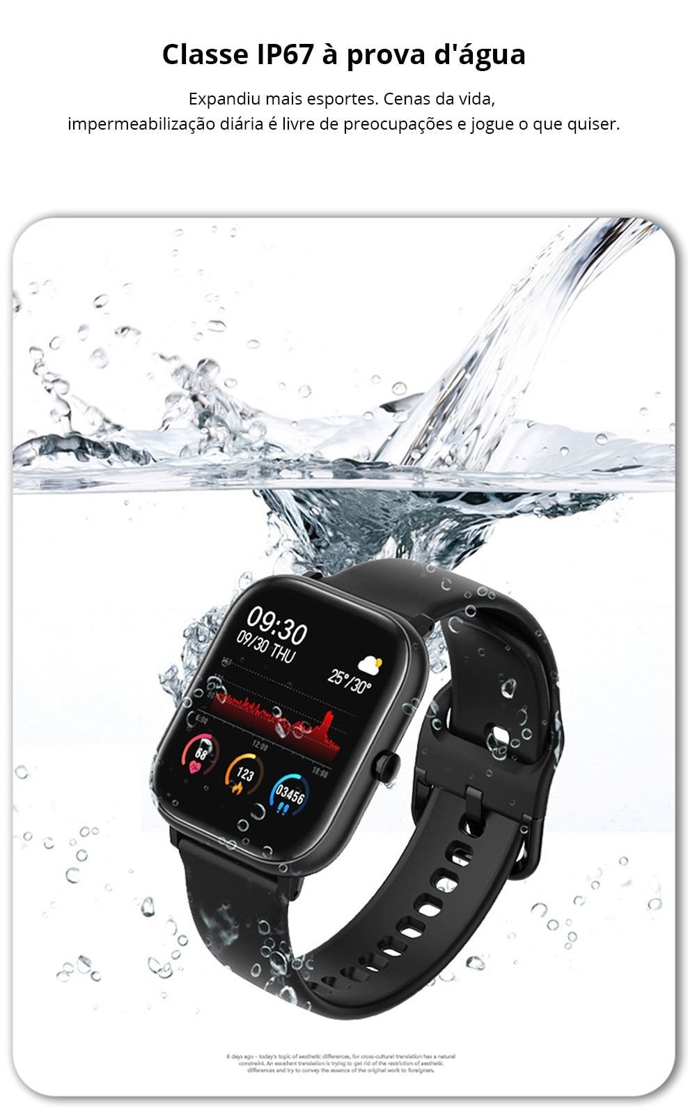 TYRON® Smart Watch