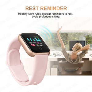 D20 BLUETOOTH SMARTWATCH
