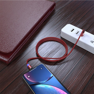 LED Magnetic Fast Charging Type C Cable