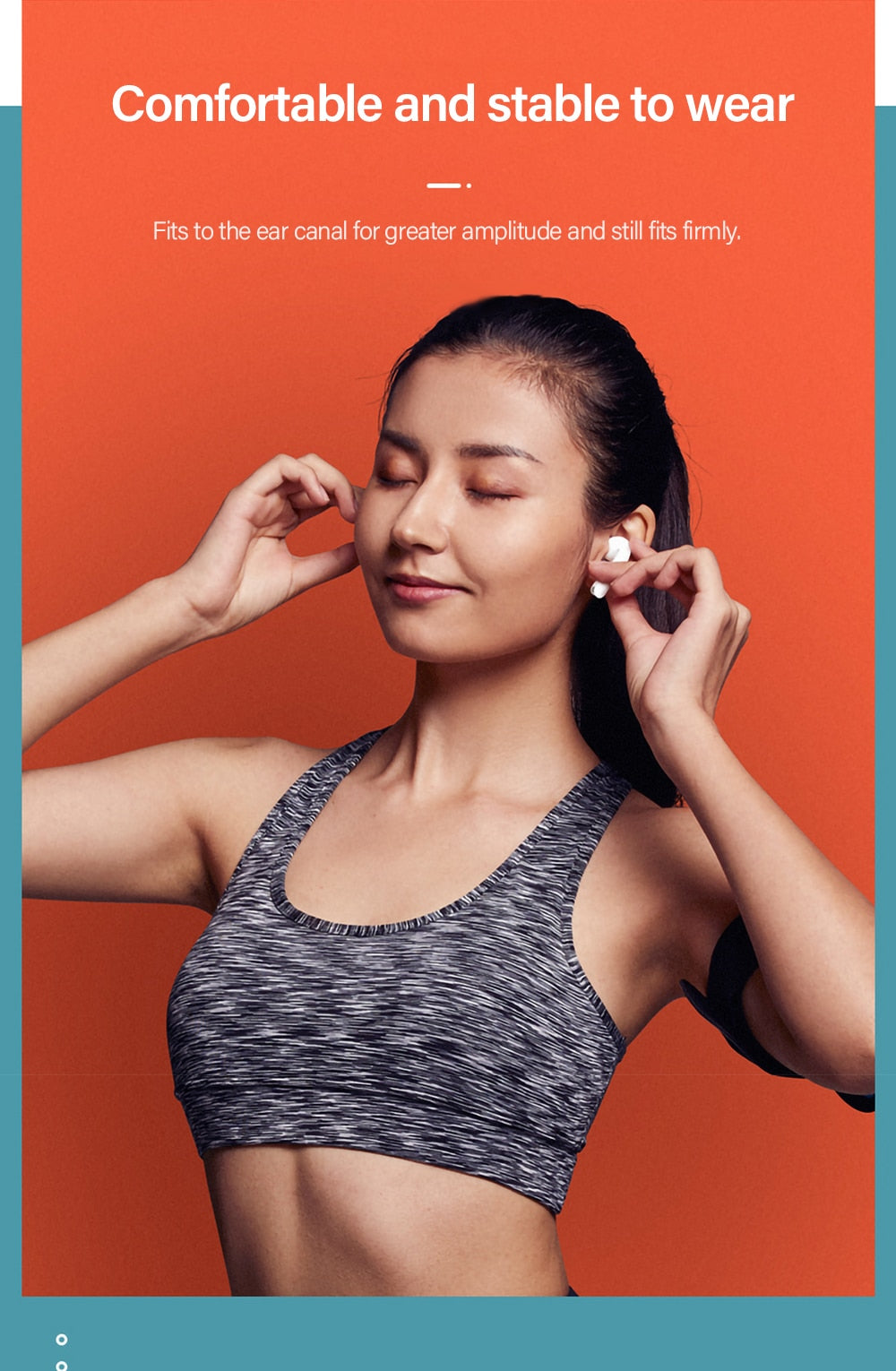 Lenovo Wireless Earbuds - Fashion Factorys