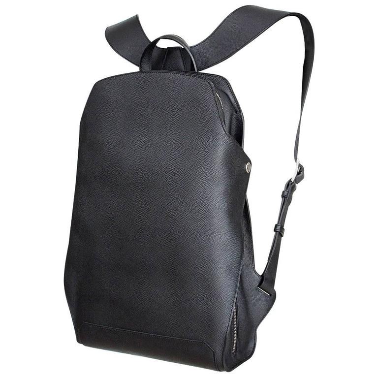Hermes Cityback Limited Edition Gentleman's Backpack Epsom Souple Supple