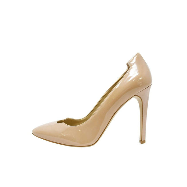 Stella McCartney Nude, Patent, Morgana Pumps