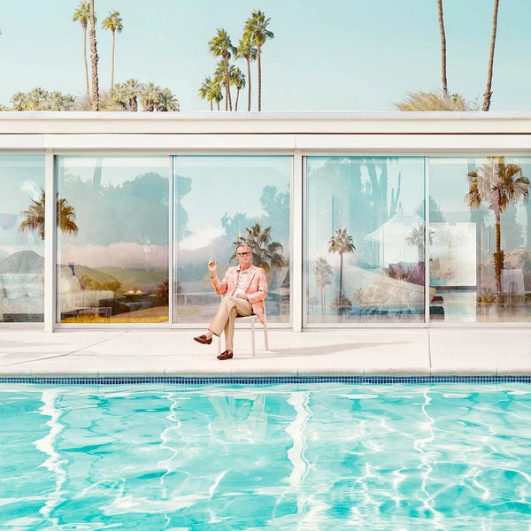 Palm Springs #2 by Dean West, Photograph, 2015