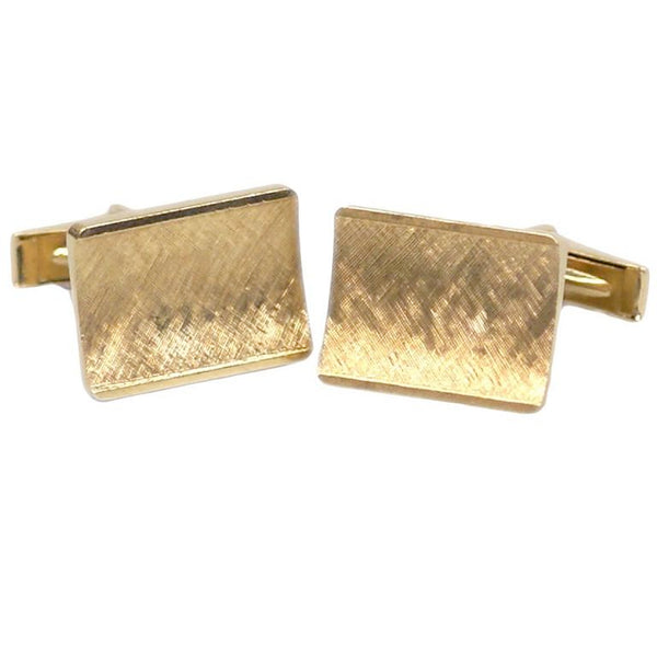 1970s Tiffany & Co. Gold Cufflinks