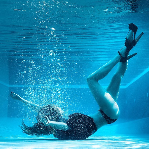 Below The Surface by David Drebin, Digital Print, 2013