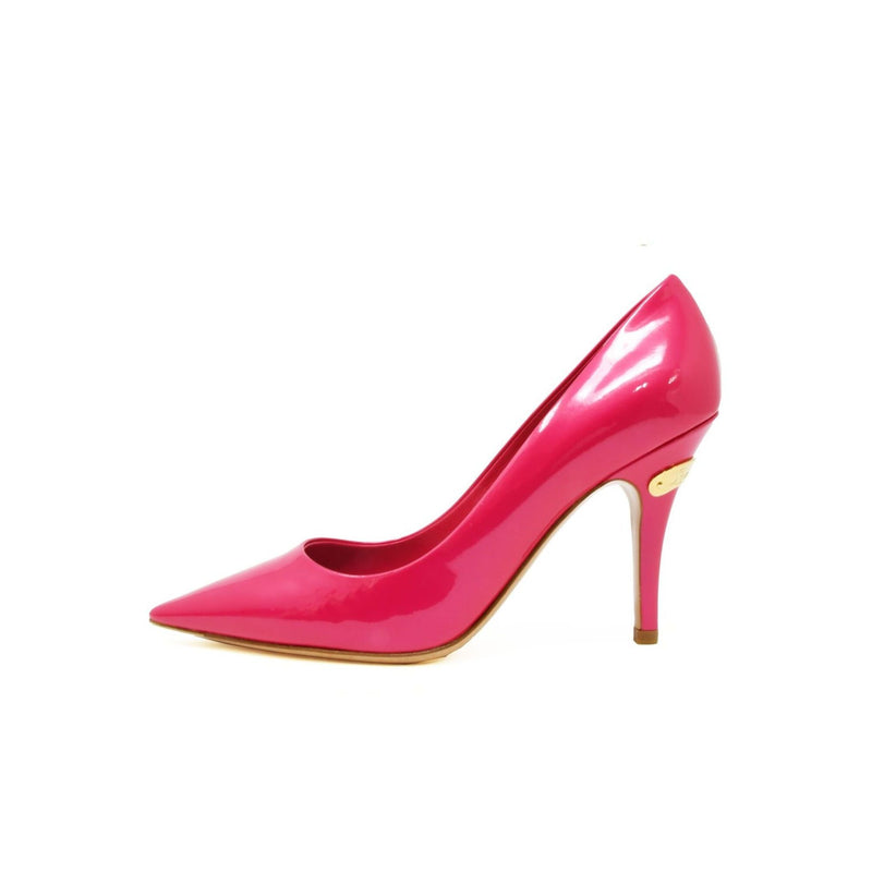 Louis Vuitton Fuchsia Heels
