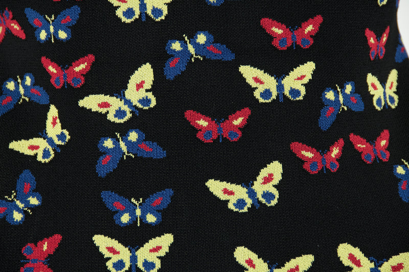 Vintage Alaia Butterfly Dress