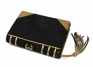 Chanel Vintage Bible Clutch