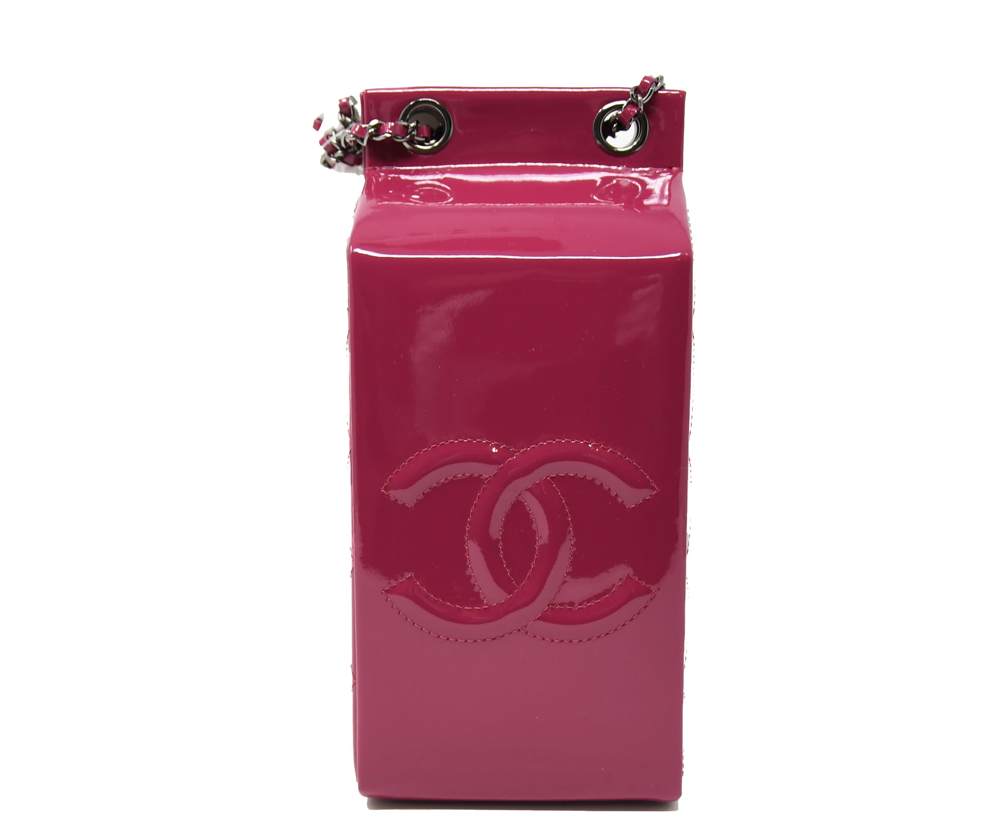 Chanel Milk Carton Bag